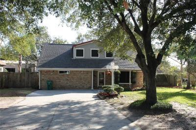Pasadena Single Family Home For Sale: 2919 Sinclair