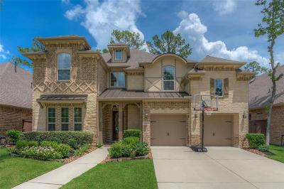 Humble Single Family Home For Sale: 17110 Rainier Creek Drive