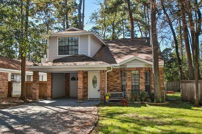 The Woodlands TX Single Family Home For Sale: $220,000