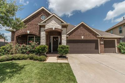 Brookshire Single Family Home For Sale: 9957 Norhill Heights Lane