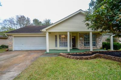 Katy Single Family Home For Sale: 5705 Village Way Drive