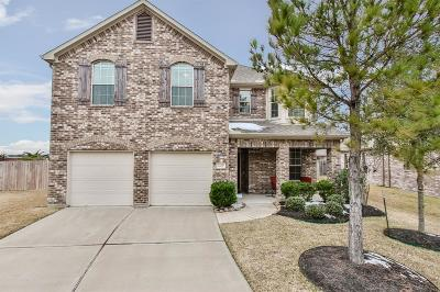 Cypress Single Family Home For Sale: 8107 Toprock Lane
