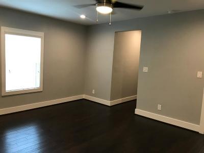 Houston Single Family Home For Sale: 1205 Thompson Street