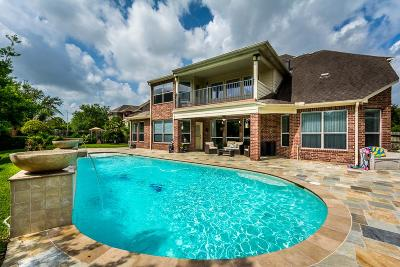 Pearland Single Family Home For Sale: 2701 Bent Creek Drive