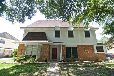 Houston Single Family Home For Sale: 15415 Misty Forest Court