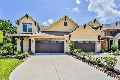 The Woodlands Condo/Townhouse For Sale: 30 Ancestry Stone