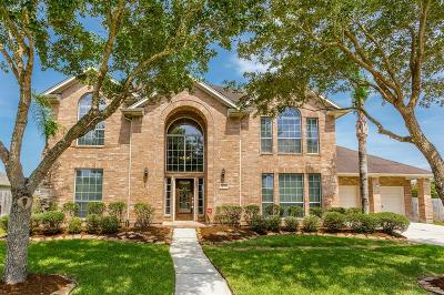 Friendswood Single Family Home For Sale: 1919 Sandy Lake Drive