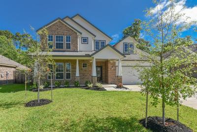 Crosby Single Family Home For Sale: 706 Companion