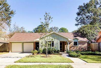 Meyerland Single Family Home For Sale: 8707 Ferris Drive