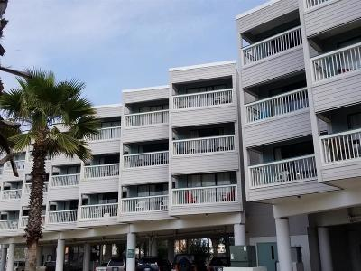 Galveston Condo/Townhouse For Sale: 6102 Seawall Boulevard #280