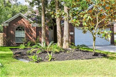 The Woodlands Single Family Home For Sale: 11 Painted Canyon Place