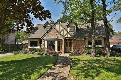 Houston Single Family Home For Sale: 3914 Midforest Drive