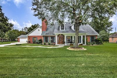 Baytown Single Family Home For Sale: 125 Pin Oak Drive