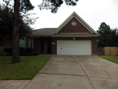 Katy TX Single Family Home For Sale: $273,900