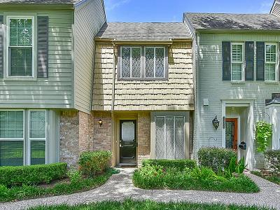 Houston Condo/Townhouse For Sale: 13356 Trail Hollow