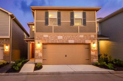 Houston Single Family Home For Sale: 1850 Commons Meadow Lane