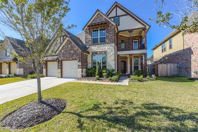 Pearland Single Family Home For Sale: 3504 Sunburst Creek Lane