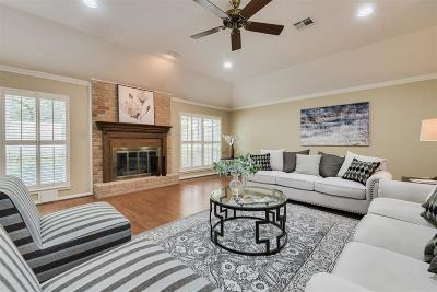 Memorial Single Family Home For Sale: 15615 Whitewater Lane
