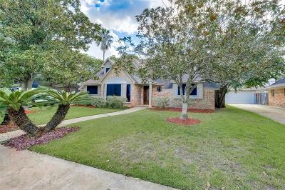 Houston Single Family Home For Sale: 10727 Paulwood Drive