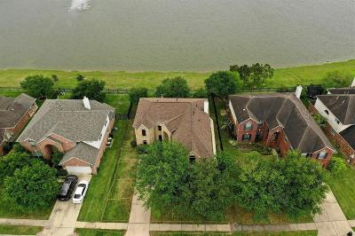 Galveston County Rental For Rent: 2146 Brittany Colony Drive