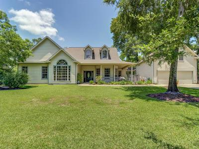 Dickinson Single Family Home For Sale: 1411 Rodeo Bend Road
