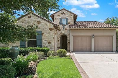 Tomball Single Family Home For Sale: 42 Corbel Point Way