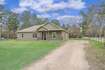 Hockley Single Family Home Pending: 25189 Oak Hollow Boulevard