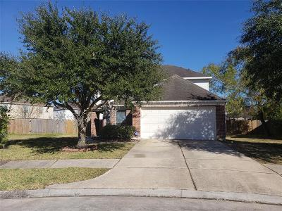 Humble Single Family Home For Sale: 7315 Foxcrest Court
