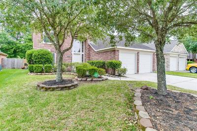 Kingwood Single Family Home For Sale: 26880 Armor Oaks Drive