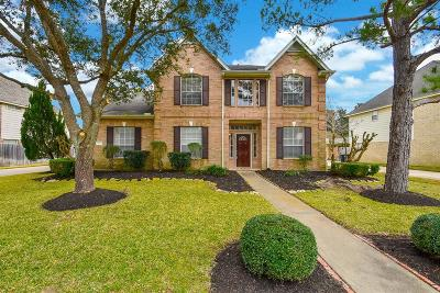 Katy Single Family Home For Sale: 3103 Bentgrass Drive
