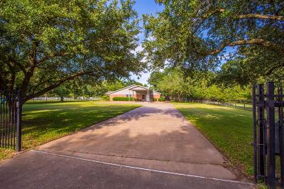 Cypress Single Family Home For Sale: 18211 Kz Road