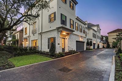 Afton Oaks Single Family Home For Sale: 2905 Mid Lane #A