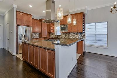 Houston Single Family Home For Sale: 4715 San Jacinto Street