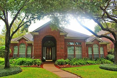 Harris County Single Family Home For Sale: 1623 Evergreen Lane