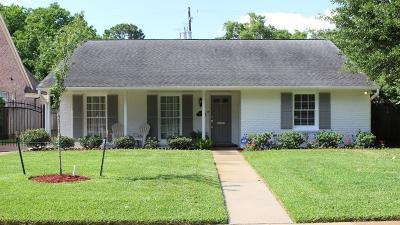 Houston Single Family Home For Sale: 6224 Locke Lane