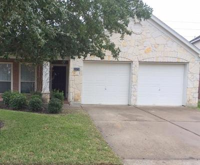 Richmond Single Family Home For Sale: 25719 Oakstone Park Drive
