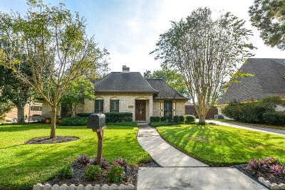 Houston Single Family Home For Sale: 15719 Ridge Park Drive
