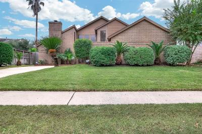 Houston Single Family Home For Sale: 11827 Castle Ridge Drive