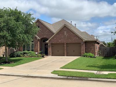Rosenberg Single Family Home For Sale: 5307 Stoneridge Court