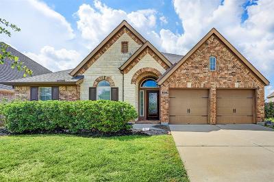 Rosenberg Single Family Home For Sale: 1801 Callaway Cove Court