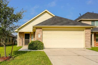 Single Family Home Sold: 14919 Huntington Willow Lane