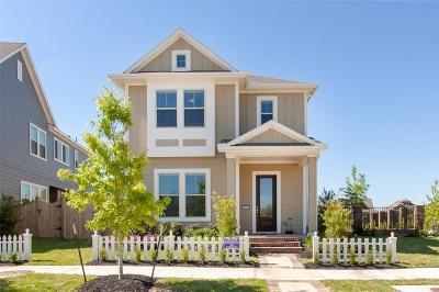Cypress Single Family Home For Sale: 18519 Prominent Park Lane