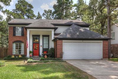 The Woodlands Single Family Home For Sale: 3 E Stony Bridge Circle