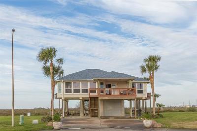 Galveston Single Family Home For Sale: 25006 Monterey Court