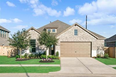 Fulshear Single Family Home For Sale: 2623 Lilac Point