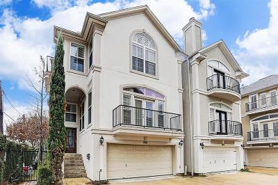 Houston Single Family Home For Sale: 3320 W Dallas Street