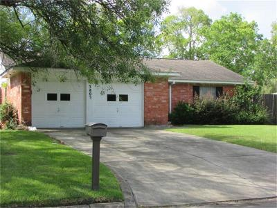 Friendswood Single Family Home For Sale: 3802 Townes Forest Road