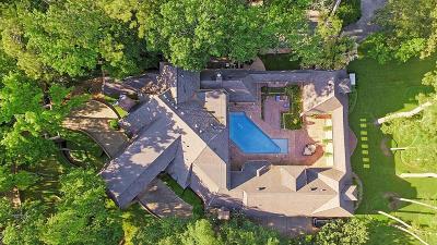 Hunters Creek Village Single Family Home For Sale: 1 Saddlewood Estates Drive