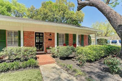 Harris County Single Family Home For Sale: 5526 Lincrest Lane
