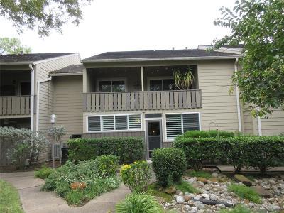 Houston Condo/Townhouse For Sale: 5005 Georgi Lane #32